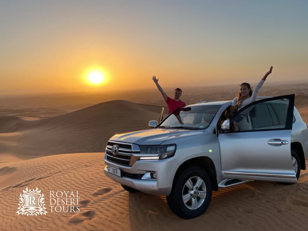 best desert safari in dubai